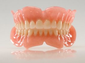 Image of dentures